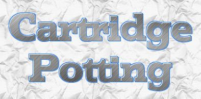 Cartridge Potting